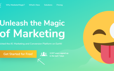 The Magic of Marketing with Marketer Magic